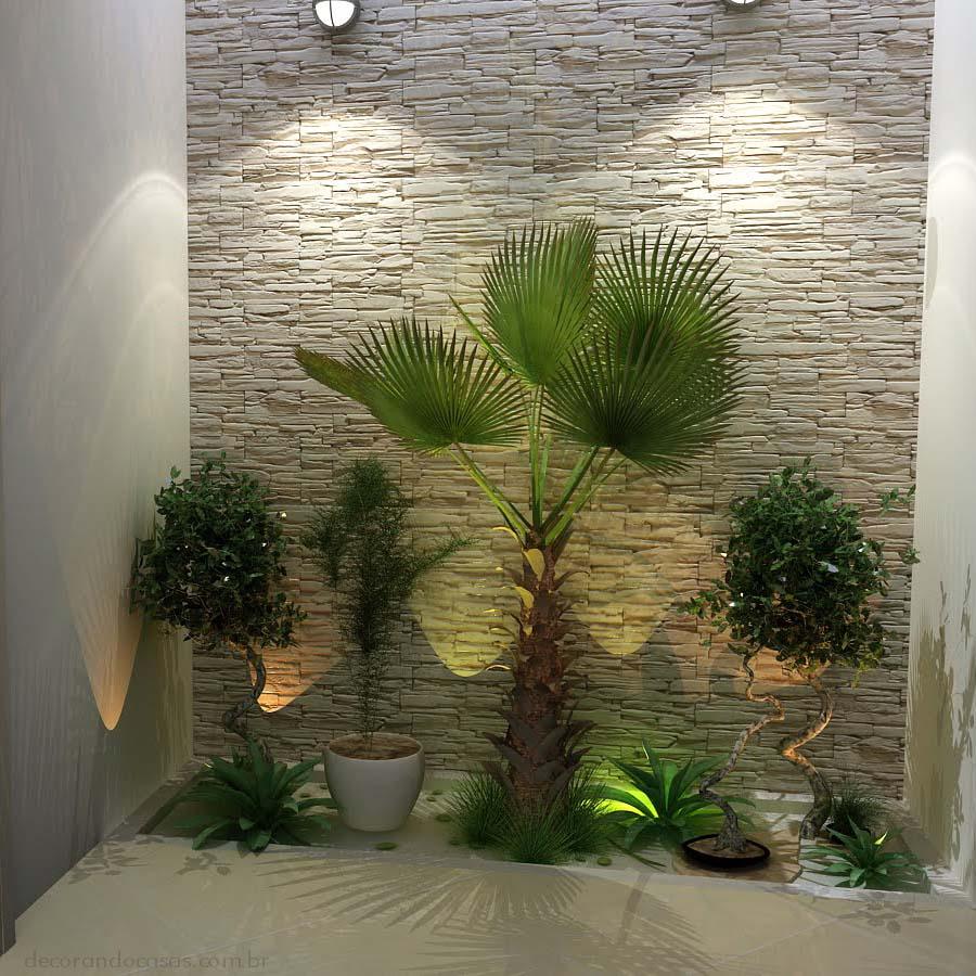 C amorim quem compara compra aqui jardins em casa for Modelos de jardines interiores pequenos